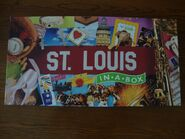 St Louis in a box different artwork