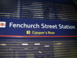 Fenchurch St Station