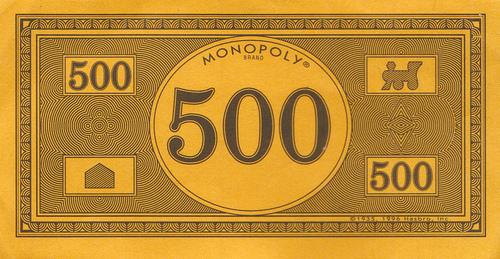 monopoly money template - Romeo.landinez.co