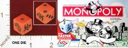 MINT25 PARKER BROTHER MONOPOLY 01 SPEED DIE
