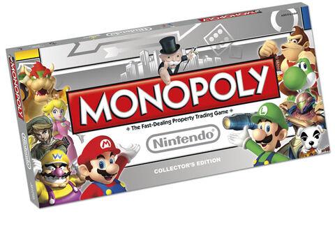 Nintendo Collector's Edition | Monopoly Wiki | FANDOM