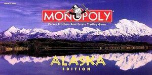 Alaska edition box