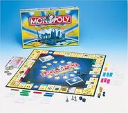 Monopoly Europa Edition
