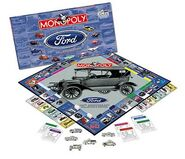 Monopoly Ford 100