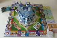 Disney edition 2004 popup castle