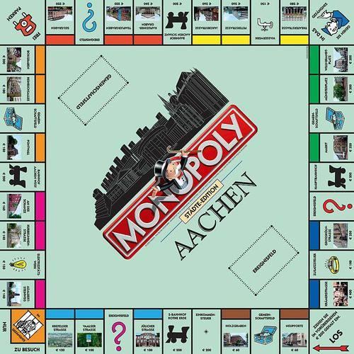 Straßen Bei Monopoly