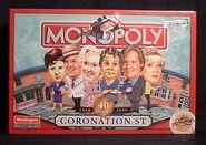 Monopoly coronation street 2000