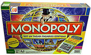 Monopoly latvia edition