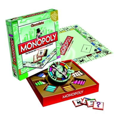 Monopoly Chocolate Edition