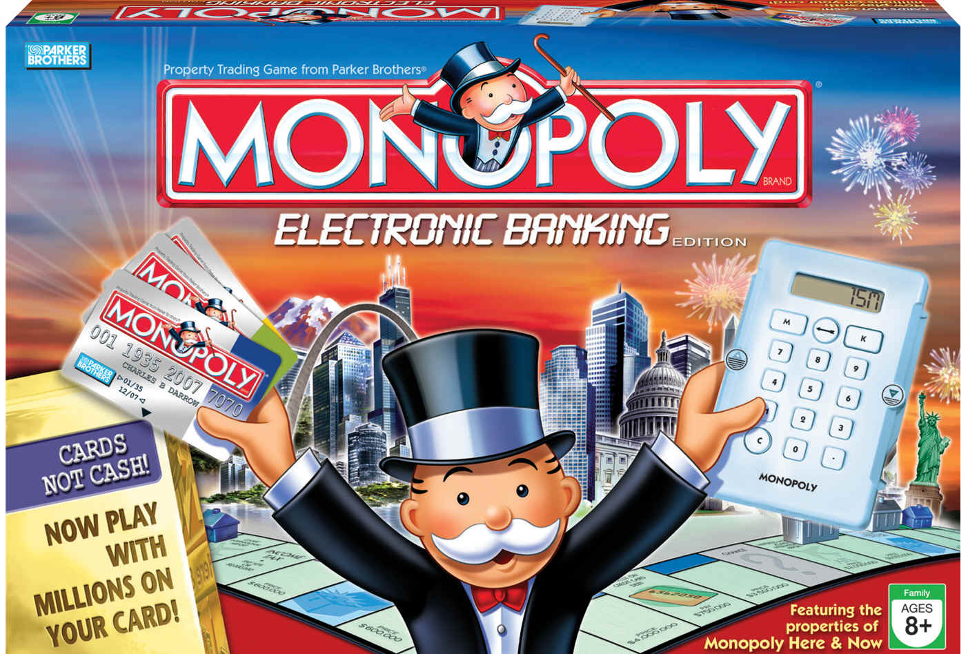 Electronic Banking Edition Monopoly Wiki Fandom Powered By Wikia