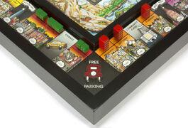 Fazzino Monopoly Corner Free Parking