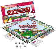Monopoly Hello-Kitty