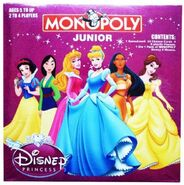 Princess junior box - alternate