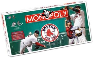 Monopoly red sox
