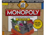 Monopoly Get Out Of Jail: The Jail-Jumping Game