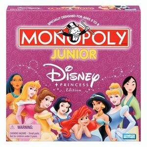 Princess junior box