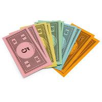 Monopoly-money