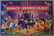 Monopoly Disney Edition box Brazil
