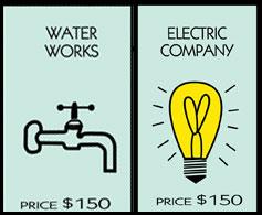 Utilities-monopoly