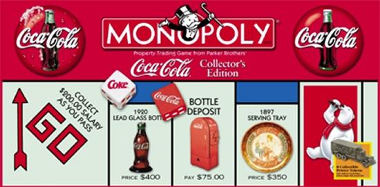 Coca Cola Collectors Edition