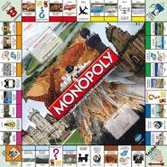 Monopoly Cantabria Board