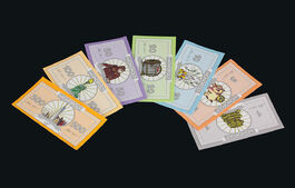Fazzino Monopoly Money