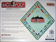 Monopoly Aberdeen Edition box back