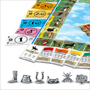 Horse-opoly tokens