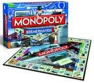 Z monopoly Bremerhaven box board