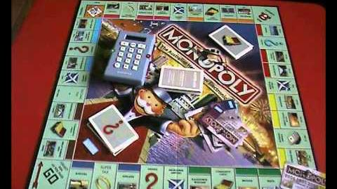 Marsbar 7777777 --- Monopoly Here and Now Australian Edition