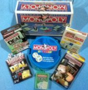 Monopoly Spinoffs - Cards and Dice 2