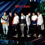 MONSTA X Japanese Alligator album cover