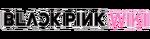 BLACK PINK Wordmark
