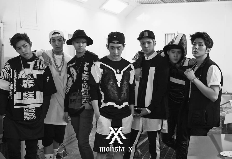 TRESPASS/Gallery | Monsta X Wiki | Fandom