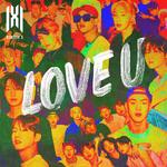 MONSTA X Love U album cover