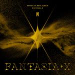 MONSTA X Fantasia X album cover