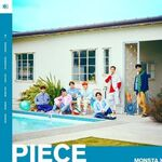 Monsta X Piece album cover