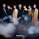 MONSTA X Japanese Shoot Out album cover
