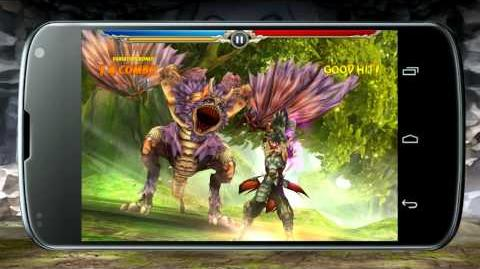 NUBEE Monster Blade Official Trailer for Android-0
