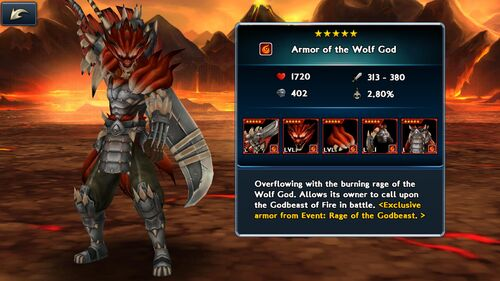 WolfArmor
