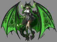 Драконница(арт4)