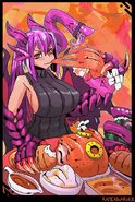 Ramenwarwok-Jabberwock-(MGE)-Monster-Girl-Encyclopedia-Monster-Girl-(Anime)-4836386