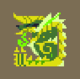 MHX-Golden Thunder Prince Zinogre Icon
