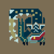 MHX-White Gale Nargacuga Icon