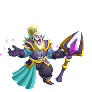 Warmaster Sherezar
