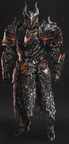 Dragon Warrior Armor (Male)