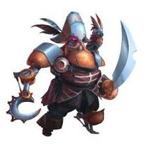Captain Copperbeard