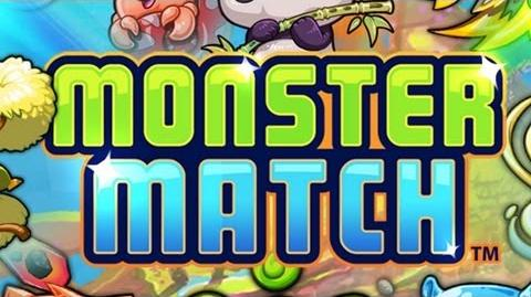 Monster Match (Puzzle Adventure) - iPhone & iPad Gameplay Video