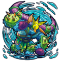 665 Water Bison E
