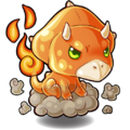 559 triceratops A